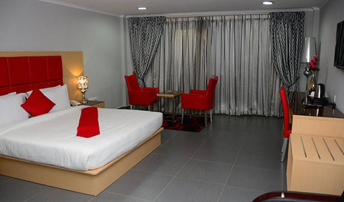 hotel paraiso nampula suite
